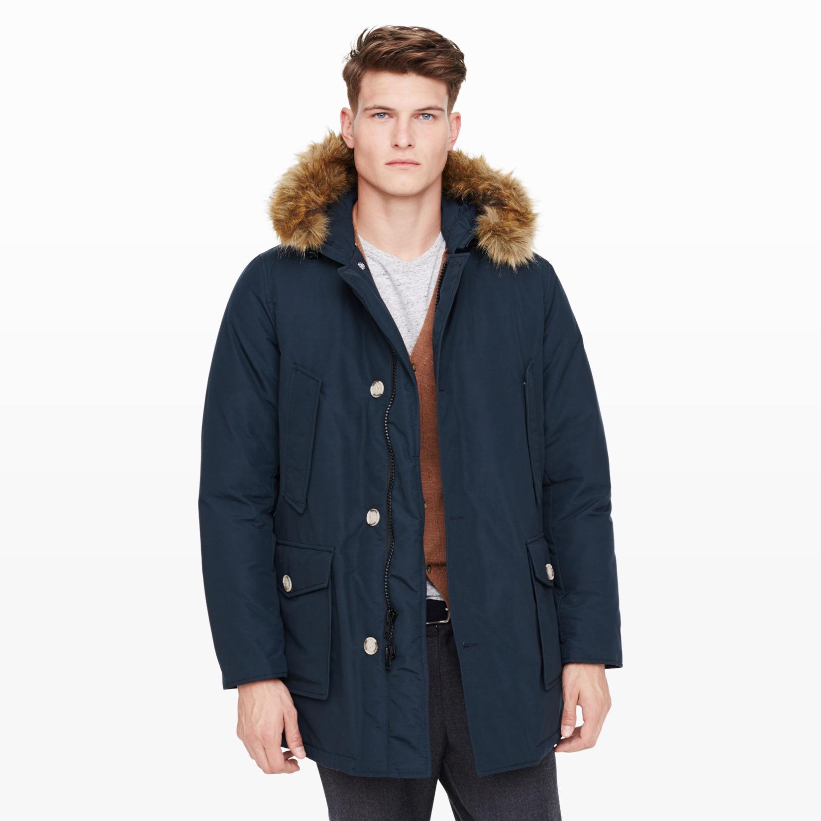 Woolrich Jacken z.B. Arctic Parka für 379 Euro (ca 50% Preisnachlass)