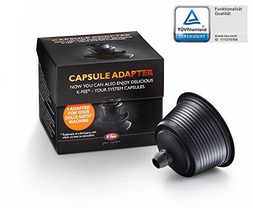 Kapsel-Adapter für Dolce Gusto® Maschinen @Amazon Blitzangebot 6,00€