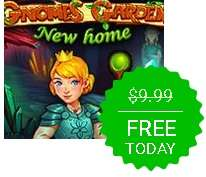 Game Giveaway of the day — Gnomes Garden: New home