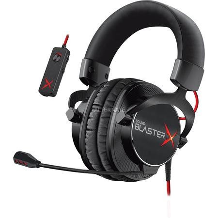"ZackZack Angebot: Creative Headset 7.1 ""Sound BlasterX H7 Tournament Edition"""