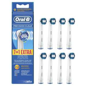 [AMAZON-PRIME] ORAL-B Precision Clean 7+1 für 14,99€