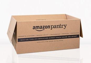 10€ Rabatt ab 25€ Einkauf von P&G-Artikeln bei Amazon Pantry [Prime] - z.B. Pampers Baby Dry Gr.2 11,8 Cent / Windel