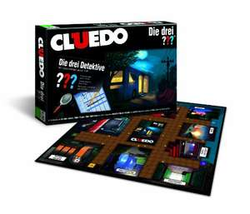 Cluedo - Die drei ??? 27.19€ Amazon Prime