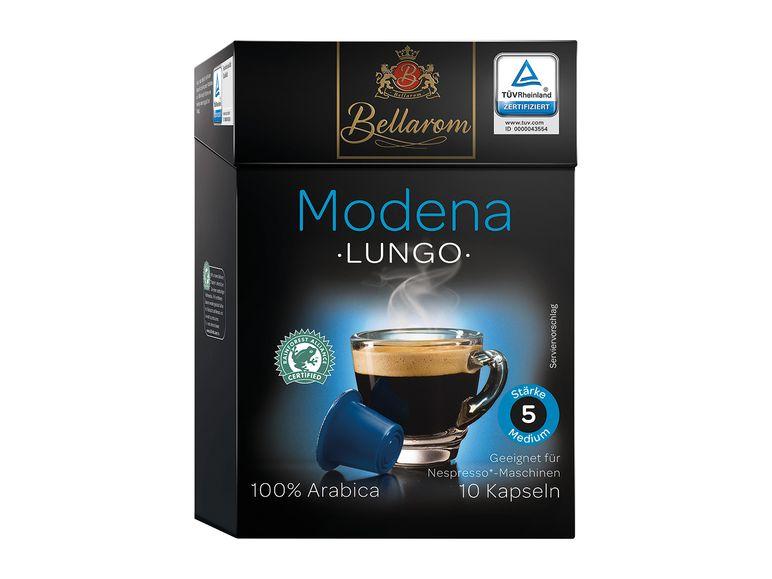 [Lidl] BELLAROM Kaffeekapseln für Nespresso Maschinen 1,39€ statt 1,75€