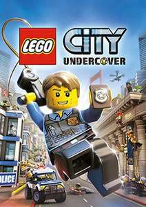 Lego City Undercover (Steam) für 12,34€ *Update*