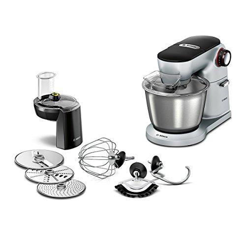 [ Amazon ] Bosch MUM9D33S11 Küchenmaschine Optimum, Edelstahl-Rührschüssel, 3D Rührsystem, 7 Schaltstufen, 1300 W