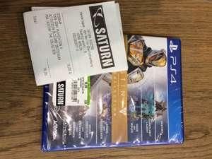 destiny the collection ps4/xbox one lokal berlin saturn