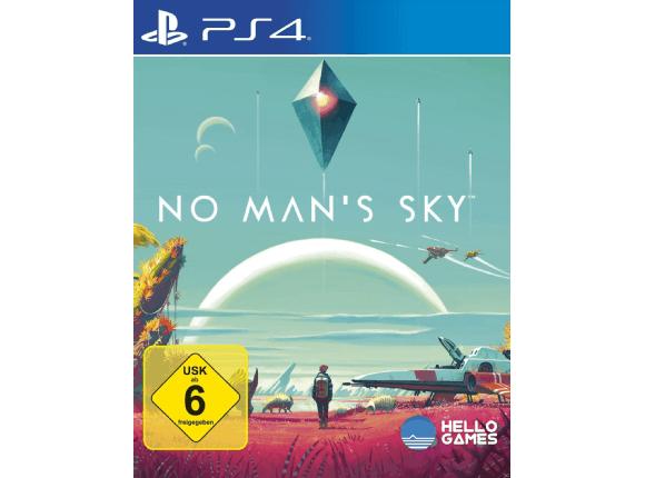 [Berlin MediaMarkt Kant/WilmersdorferStr.][PS4] No Mans Sky für 15€