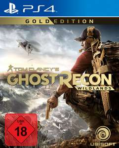 Ghost Recon Wildlands Gold Edition Xbox One/ PS4 / PC bei Gamestop