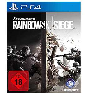 PS4 - Rainbow Six Siege 25,03€ +5€ Versand @Amazon.de