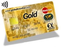 Advanzia Gebührenfrei Mastercard GOLD | 2 x 40€ KwK Werber Prämie | NFC kontaktlos | Kein Auslandseinsatzentgelt | 5% auf Reisen und Mietwagen