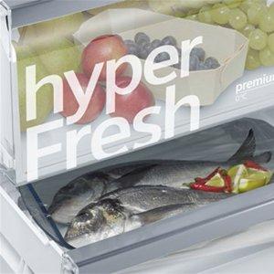 Siemens iQ300 Kühl-Gefrier-Kombination (Full noFrost, hyperFresh Box, antiFingerPrint, bottleRack, airfreshFilter, ...)