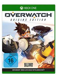 Overwatch - Origins Edition (Xbox One) für 23,53€ inkl. VSK (Amazon.de Prime)