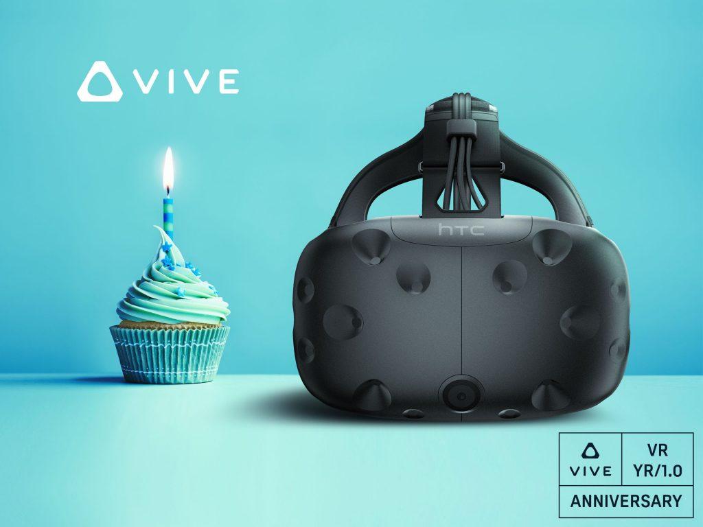 HTC Vive und/oder Arcade Saga