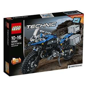 [Amazon] LEGO Technic 42063 - BMW R 1200 GS Adventure