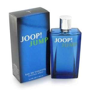 Joop! Jump Eau de Toilette 100 ml - Kombi aus Deal des Tages - 25% Rabatt [Amazon Prime]