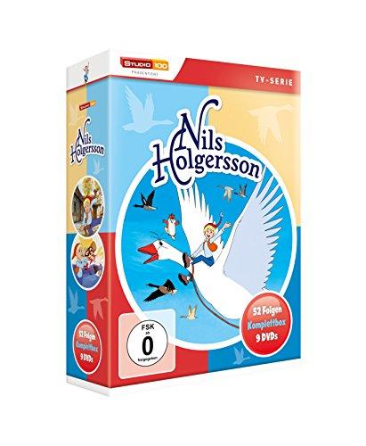 [amazon.de] Nils Holgersson – Komplettbox [9 DVD`s] 16,97 € + 3,-€ Versand bzw. prime Versandfrei