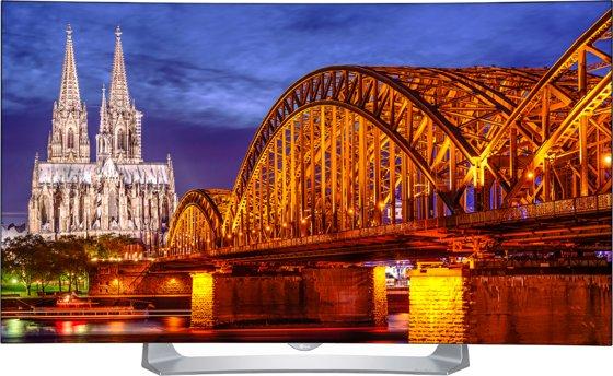 LG 55EG9109 139 cm (55 Zoll) Curved OLED Fernseher