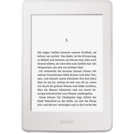 Kindle Paperwhite (beleuchteter Ebook-Reader) für 74,99€ [Redcoon]