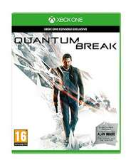 Quantum Break (inkl. Alan Wake) (Xbox One) für 15,14€ [Game.co.uk]