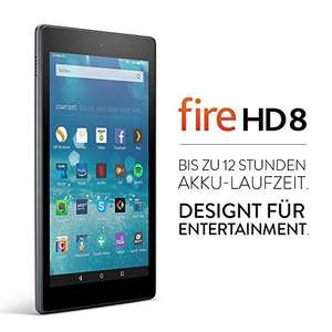 (Amazon.de Prime) Fire HD 8 Tablet mit 20€ Rabatt