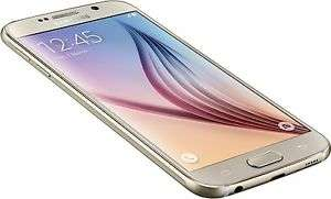 Samsung Galaxy S6 32GB Black Sapphire, White Pearl oder Gold Platinum