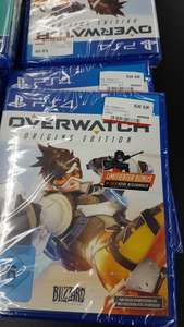 Overwatch (PS4 Lokal Media Markt Regensburg)