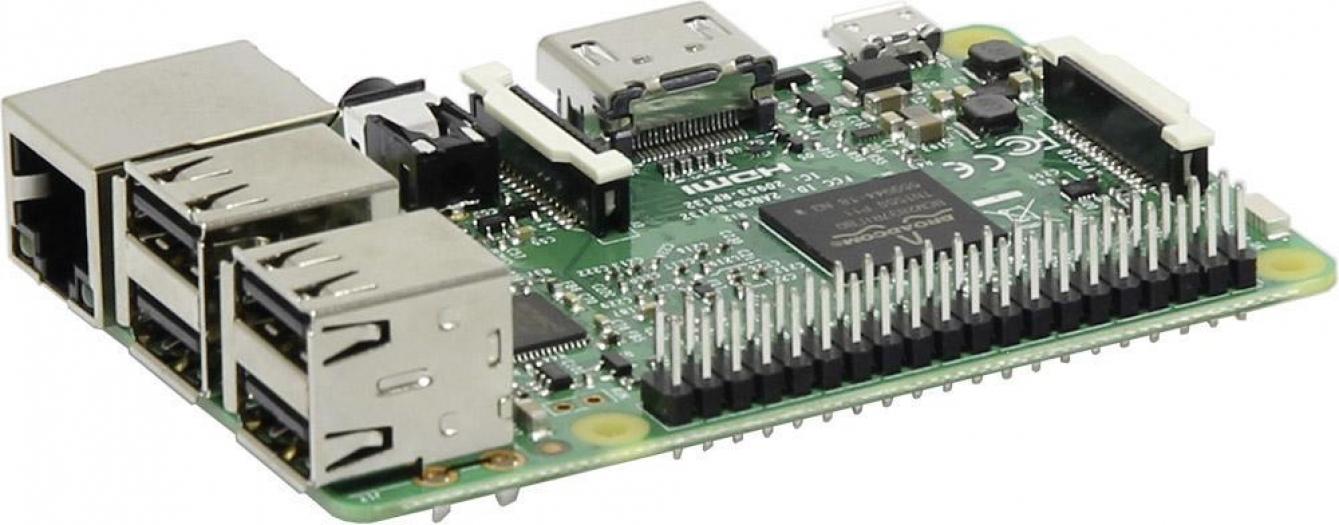 Raspberry Pi 3 für 34,03€ [Digitalo]