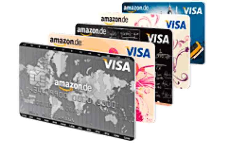 [Amazon][Ausgewählte Kunden] 70 € Startgutschrift für die Visa KK - 1. Jahr kein Kartenpreis
