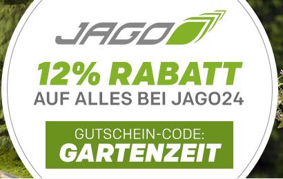 12% Rabatt auf alle Jago24-Produkte bei Rakuten, z.B. Bierzeltgarnitur für 54,52€ statt 61,95€