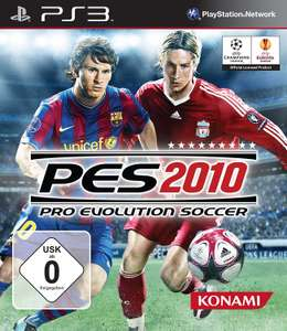 [Amazon WHD & Prime] PES 2010 - Pro Evolution Soccer (PS3, 19x)
