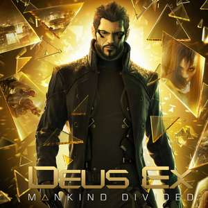 Deus Ex: Mankind Divided - Day One Edition  (PS4 / XBO) für 10,29€ [Base]