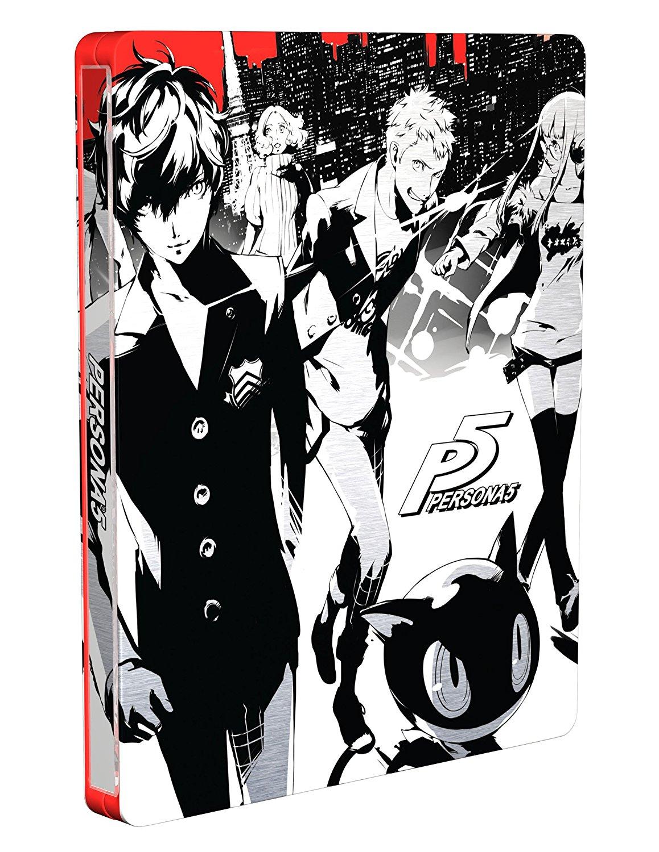 [Voelkner.de] Persona 5 - Limited SteelBook D1-Edition PS4