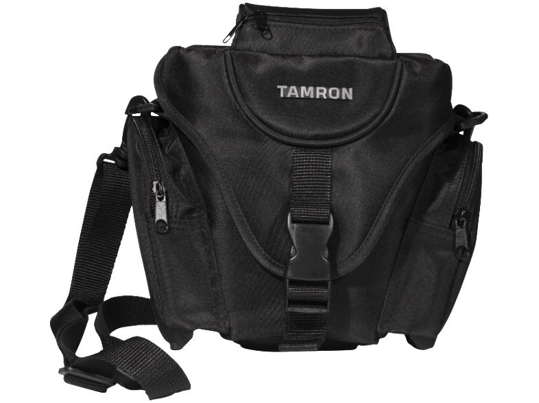TAMRON C 1505 Kameratasche , Schwarz für 5 € bei Mediamarkt