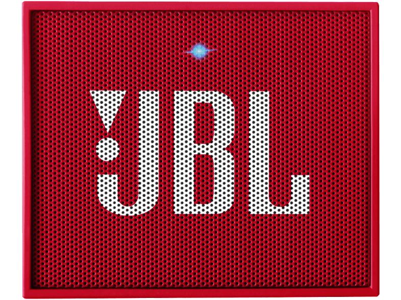 JBL GO Bluetooth Lautsprecher Rot für 18€ [ Media Markt Abholung ]