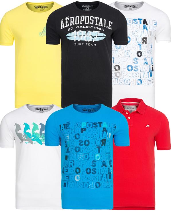 Aeropostale T-Shirts in verschiedenen Modellen @outlet46