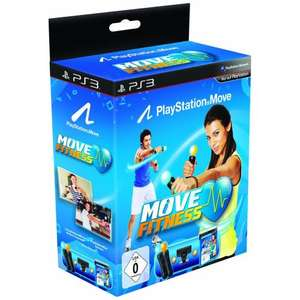 Sony™ - PS3 Move Starter-Pack mit Move Fitness (inkl.2 Motion Controller) für €39,00 [@Amazon.de]