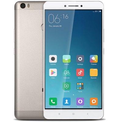 Xiaomi Mi Max 128GB Dual Sim Snapdragon 652 4GB RAM 4850mAh 6.44 Zoll (ohne B20) für 243.91€ @ Gearbest