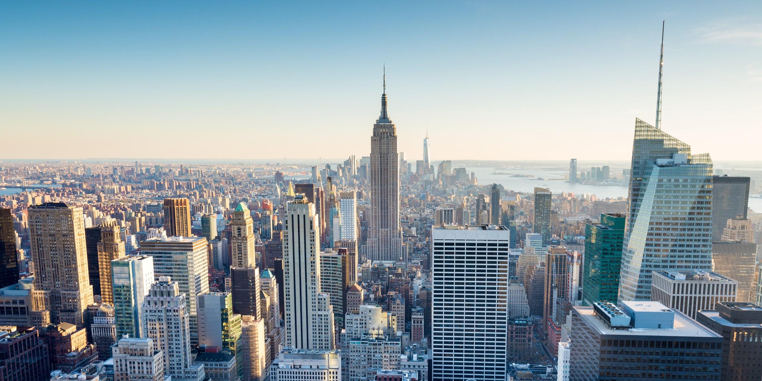 NEW YORK Kracher - Flug+7 Nächte 4* Hotel ab 648€ pP (2P=1295€) - Paper Factory Hotel