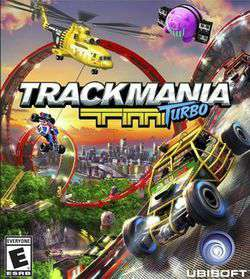 Trackmania Turbo Uplay