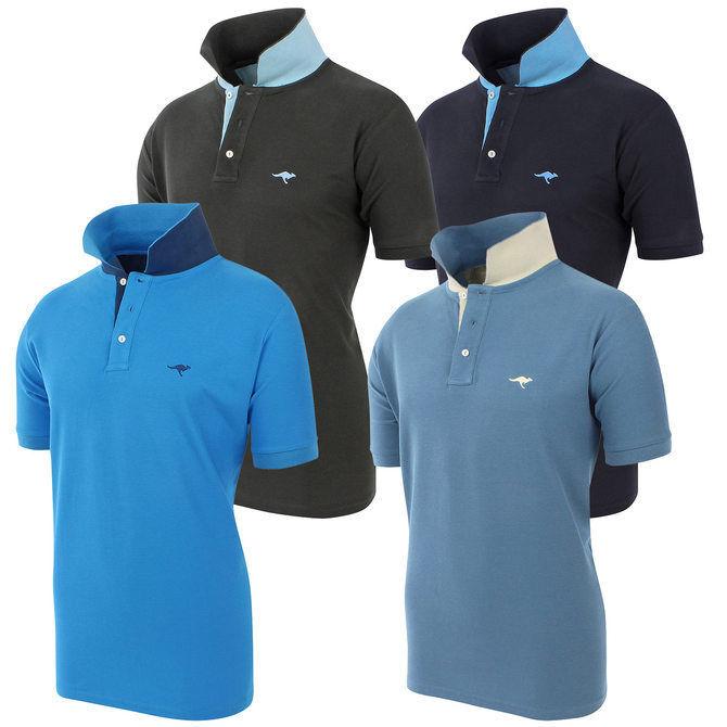 KangaROOS Herren Poloshirts für 14,99€ [ebay]