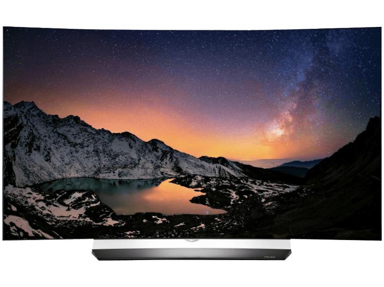 LG OLED 55 C6D / UltraHD 4K  / UHD / HRD / Curved / 3D / SmartTV + ZUSÄTZLICH 220€ Saturn Gutschein