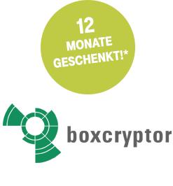 [Telekomkunden] 12 Monate Boxcryptor Unlimited Personal geschenkt