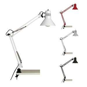 Ebay WOW: Brilliant Hobby Schreibtisch-Klemmleuchte (in 4 Farben) für 14,99€ versandkostenfrei (20-24% Vorteil)