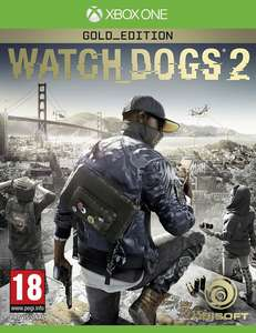 Watch Dogs 2 – Gold Edition (PS4 & Xbox One) für 33,50€ inkl. VSK (Coolshop)