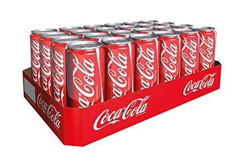 Sparabo Amazon Coca Cola, Fanta,  Sprite oder Mezzo-Mix 24er Pack, Einweg (24 x 330 ml) 8,54 Euro + Pfand