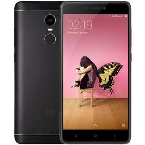 [Gearbest] Xiaomi Redmi Note 4X  -  GLOBAL VERSION (Band 20) 3GB RAM 32GB ROM  Schwarz & Gold