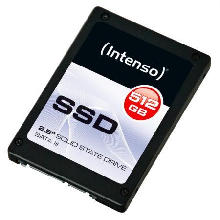 Redcoon Aktion: diverse Artikel reduziert, z.B. Intenso SSD SATA III TOP 512GB für 137,14 EUR