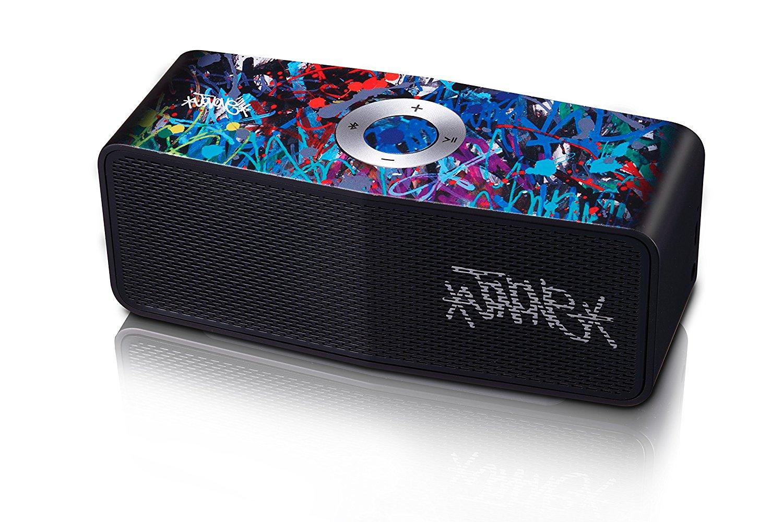 [Amazon oder Saturn] LG Art53 Bluetooth Lautsprecher Portable Art Serie, schwarz