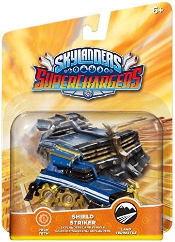 Skylanders SuperChargers 2 Fahrzeuge je 3,50 versandkostenfrei - Shield Striker // Splatter Splasher